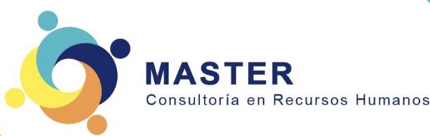 Master Consultoría en recursos humanos